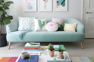 El color y el diseño interior