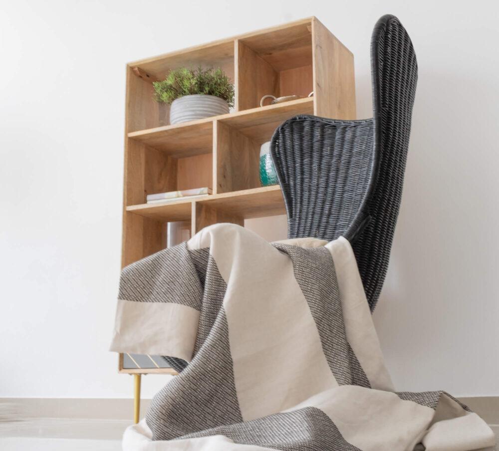 Manta para muebles y sillas