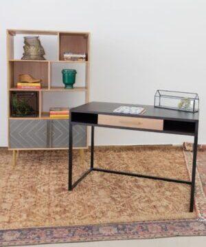 escritorio madera home office